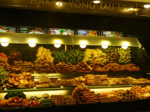 restaurant selling yuba products