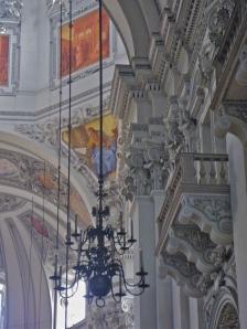 Rococo church