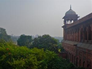 Muslim temple Delhi