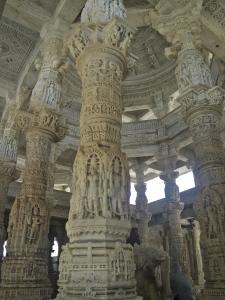 Ranakpur pillars