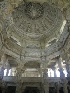 Ranakpur ceiling