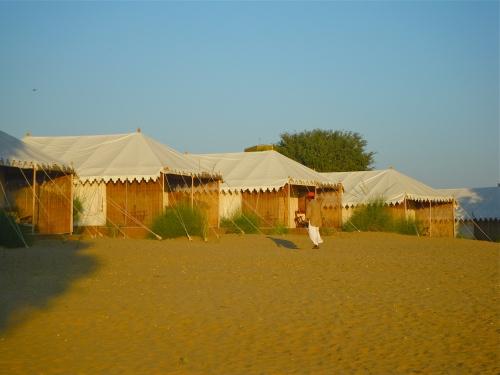 Manvar tented camp