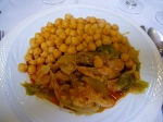 Astorga lunch: 1st course