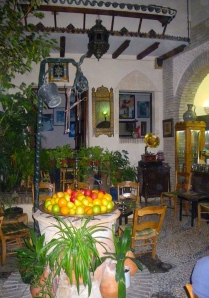 Téterie in Córdoba