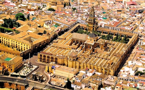 Córdoba mesquita and cathedral