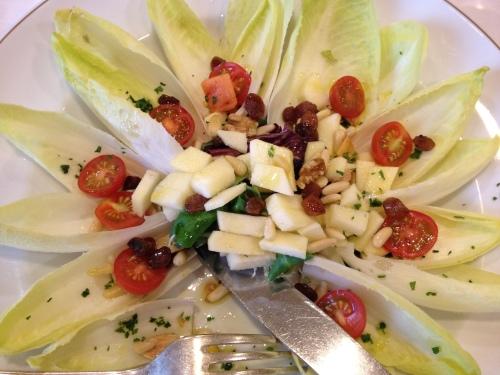 Lunch at Parador Hotel, Santillama del Mar