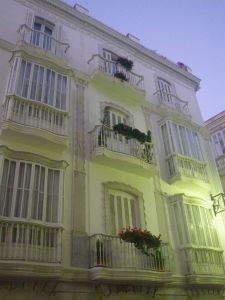 Lovely apartments in Cadiz
