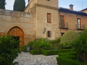 The Granada Parador Hotel