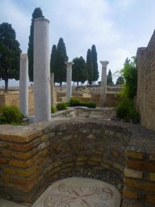 Roman villa in Italica