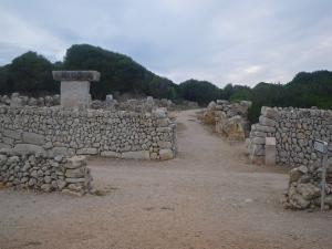 Pre-historic site of Torralba d'en Salord (1500 BC)
