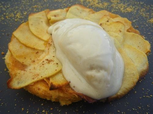 China cream pie