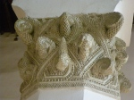 Mudjar style pillar