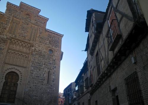 Toledo old quarter