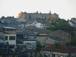 Castle of Villafranca del Bierzo