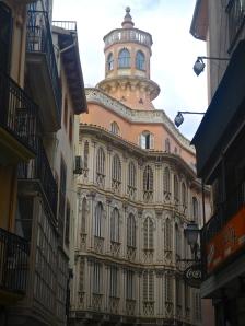 Moorish architecture in Palma