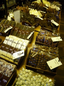 Chocolate galore
